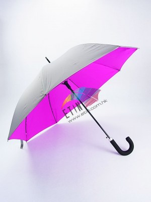 Double Layer with soft foam handle umbrella A008